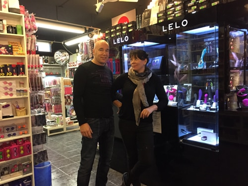 Tapio and Tarja Ruppa