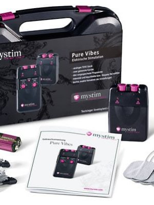 Mystim - Pure Vibes Tens Unit Säädin OR529761-0