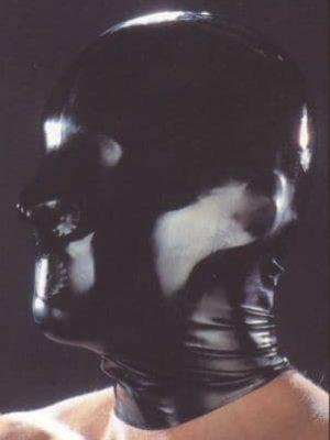 Maski Vetoketjulla, eri värejä L1109-04Z-0