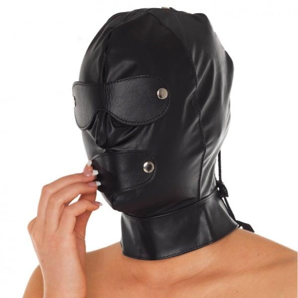 Maski, takaa nyöritettävä R7577-120307