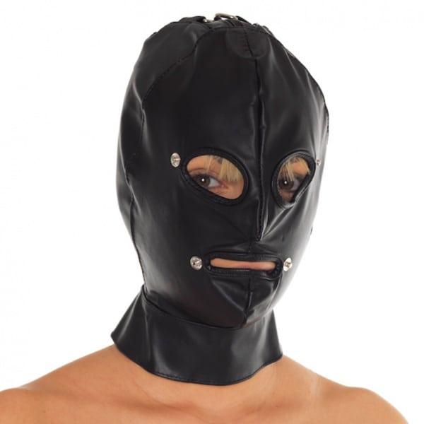 Maski, takaa nyöritettävä R7577-120306