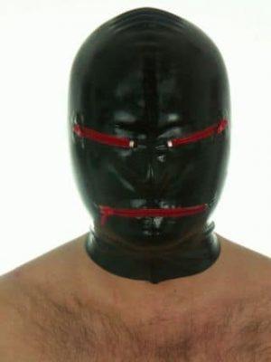 Maski Vetoketjulla, eri värejä AB4036Z-0
