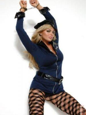 Naughty Officer Costume NL9118p-0