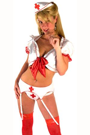 Naughty Nurse CTVN908 p-0