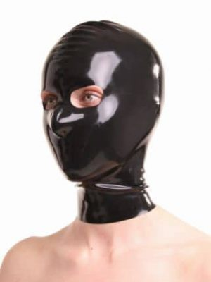Maski Vetoketjulla, eri värejä AB4023Z-0