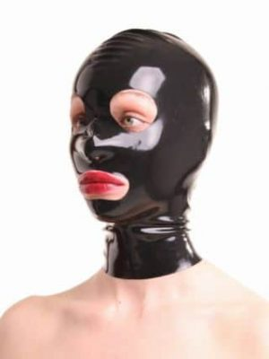 Maski Vetoketjulla, eri värejä AB4028Z-0