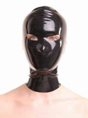 Maski Vetoketjulla, eri värejä AB4039Z-0