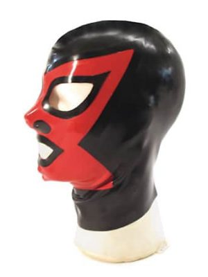 kumimaski / Pony Mask, eri värejä BS40006-0