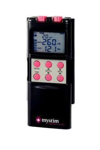 Mystim - Tension Lover Tens Unit Säädin OR528927-19718