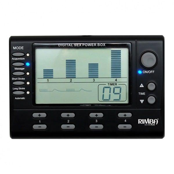Electro Power Box Sähköimpulssisäädin R7890-134186
