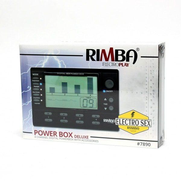 Electro Power Box Sähköimpulssisäädin R7890-134185