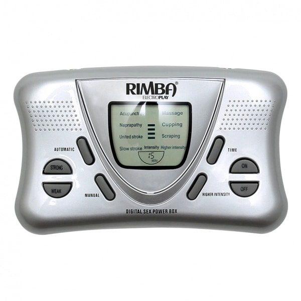 Electro Sex Power Box Sähköimpulssisäädin R7880-134190