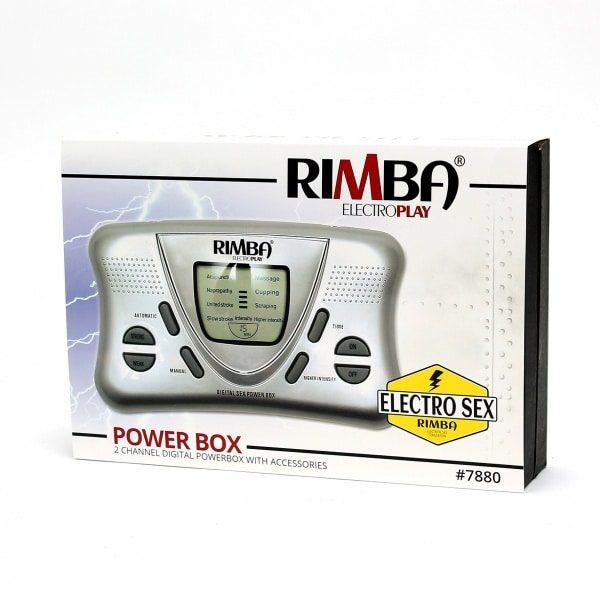 Electro Sex Power Box Sähköimpulssisäädin R7880-134189