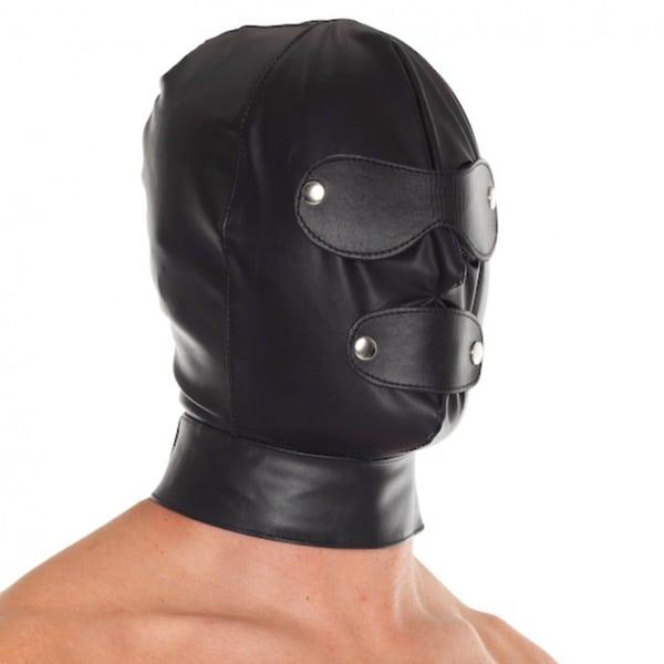 Maski, takaa nyöritettävä R7577-0