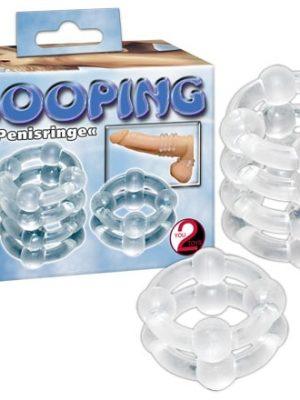 Looping Penisringe - Erektiorenkaat OR514829-0