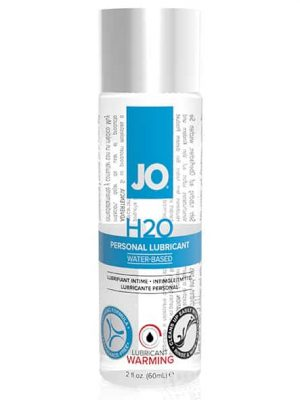System JO - H2O Warming Waterbased Liukuvoide-0