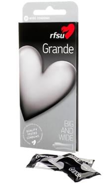 RFSU Grande Okeido Kondomi 10kpl-0