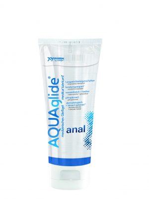 Aquaglide Anal Liukuvoide 100 ml-0