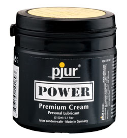 Pjur Power Premium Cream-0