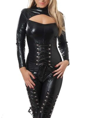 Wetlook Catsuit R1834-0