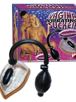 Vibrating Vagina Sucker OR556181-0