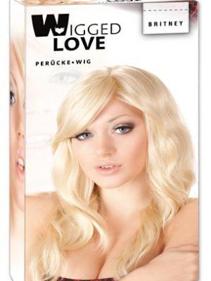 """Peruukki """"Britney"""" OR773506-0"""