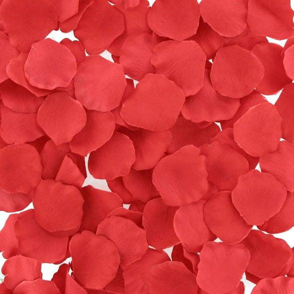 Bed Of Roses Ruusunterälehdet & LED-Tuikut E22002-41229