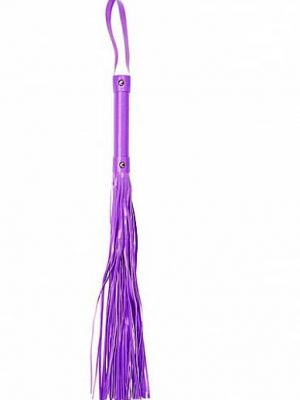 Whip - PVC - Purple-0