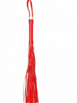 Whip - PVC - Red-0