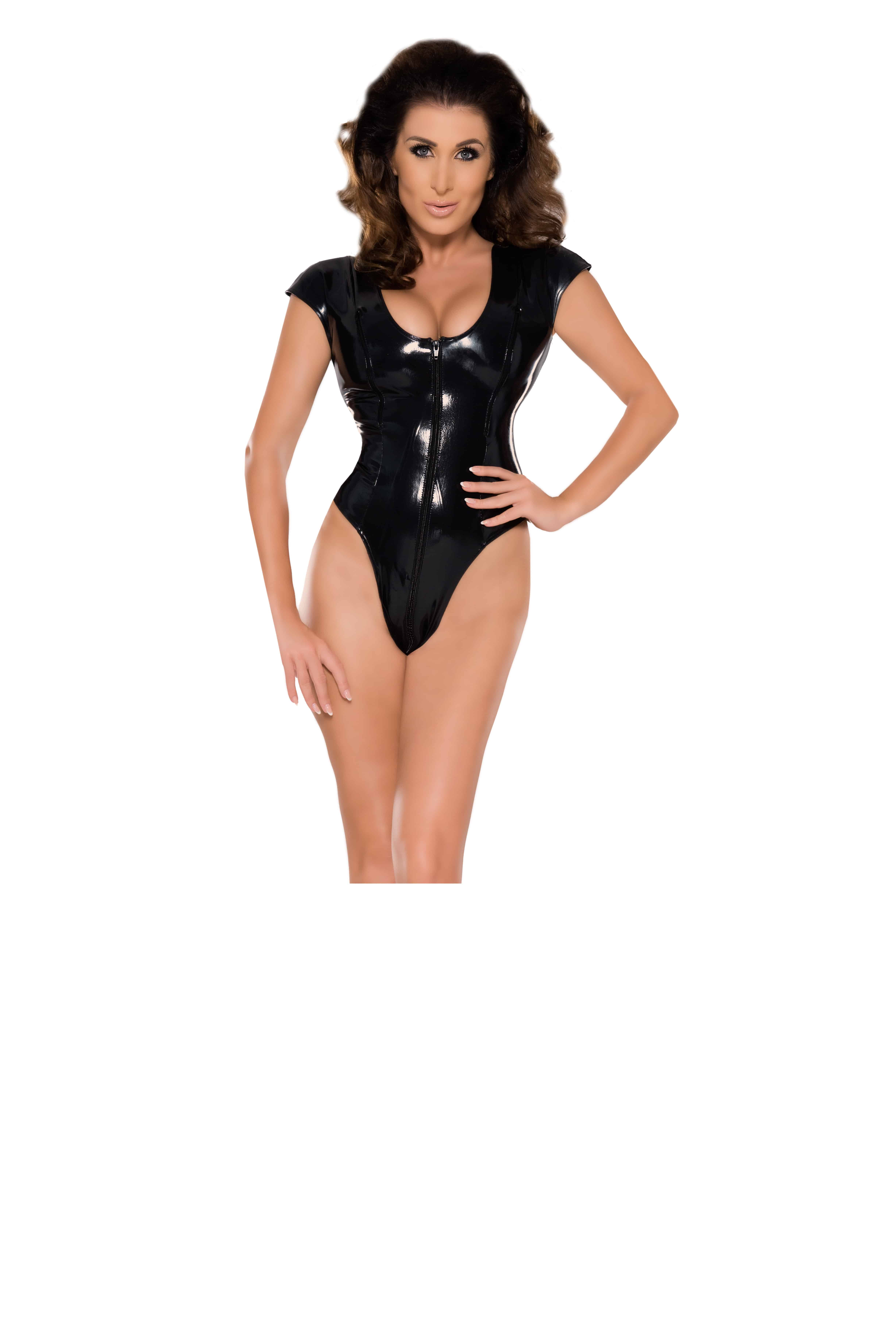 Body with 3 zippers S-L