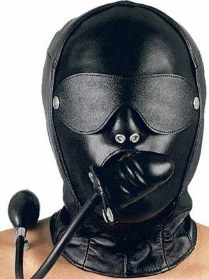Mask with dildo U