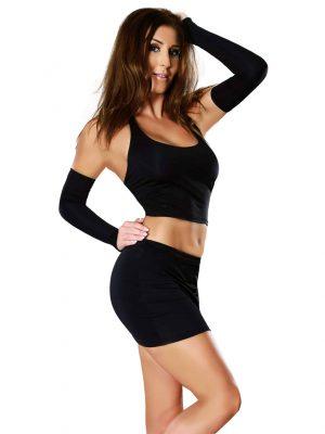 Textil Skirt S-L LE3071