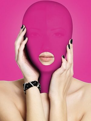 Submission Mask - Pink-0