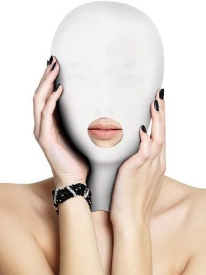 Submission Mask - White-0