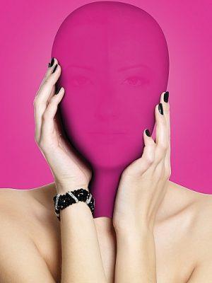 Subjugation Mask - Pink-0