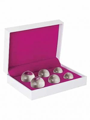 Ben Wa Balls Set - Glass-0