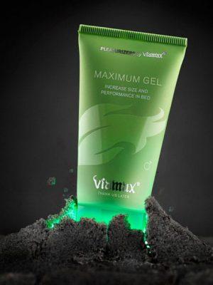 Viamax - Maximum Gel Erektiovoide 50 ml-0