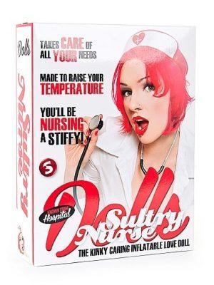 Sultry Nurse-0