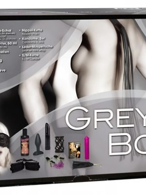 Grey Box S/M Tuotesetti OR635758-0