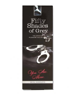 Fifty Shades of Grey - You Are Mine - Käsiraudat R6359-0