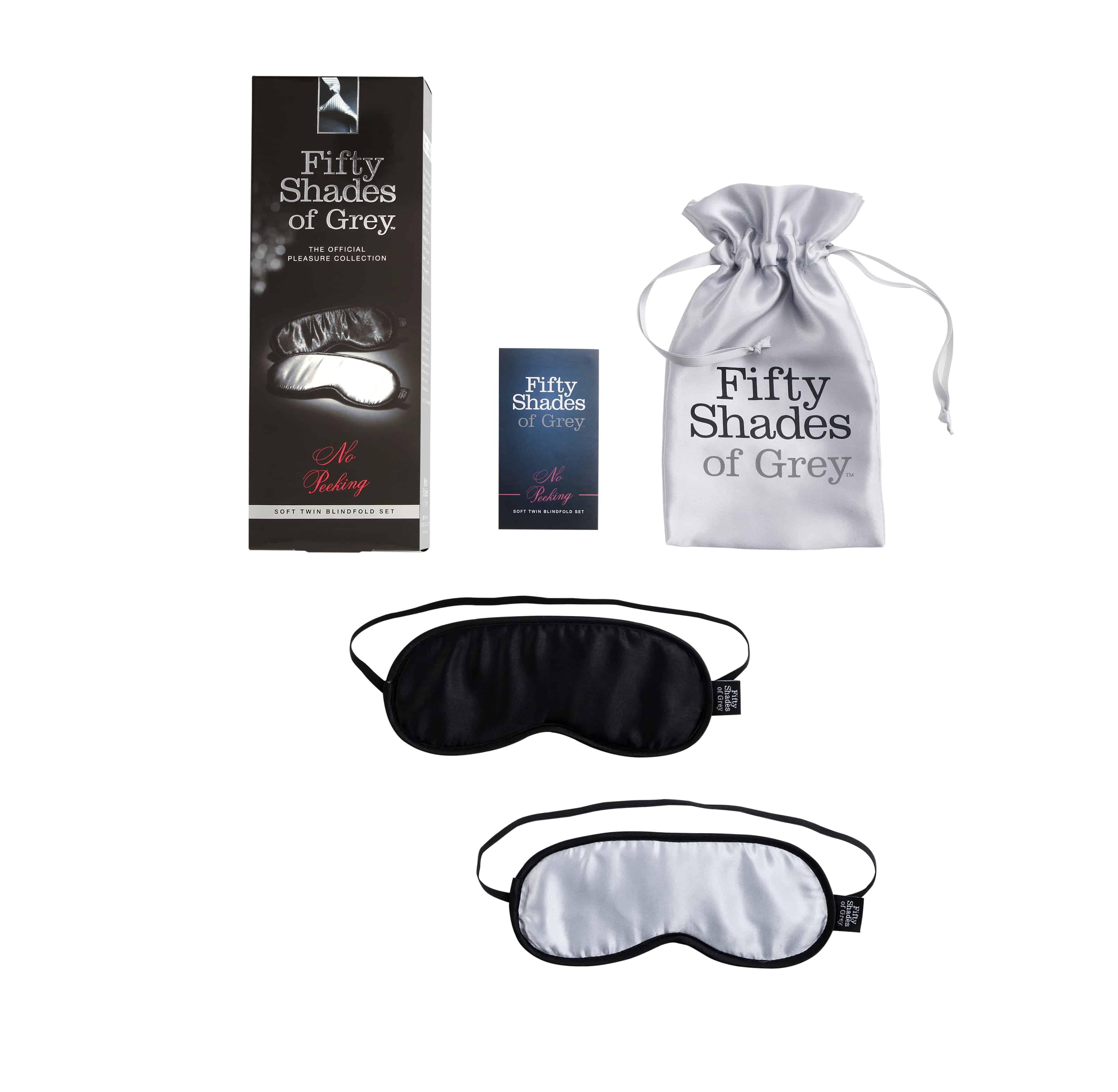 Fifty Shades Of Grey - No Peeking Silmänaamiot R6360-0