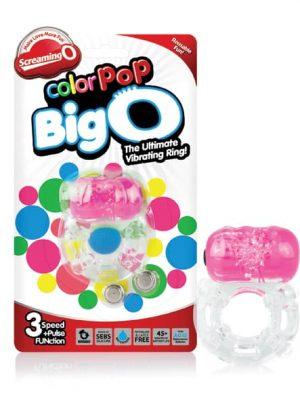 Colorpop - Big O Penisrengas E25604, Pinkki-0