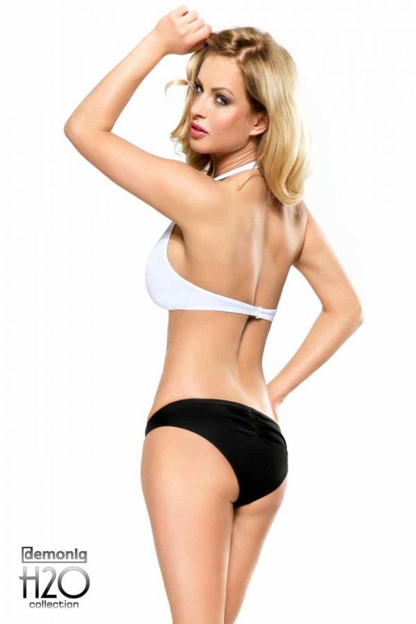 Solange Black-White Monokini, Koko S-109586