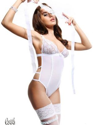 Simone Premium White Set-0