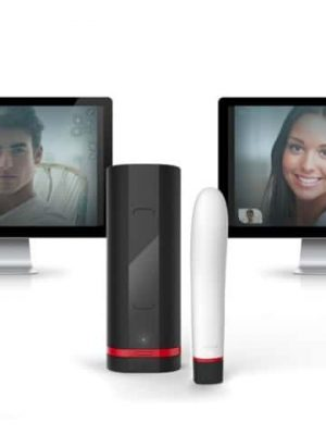 Kiiroo - Onyx & Pearl Couple Set R5882-0