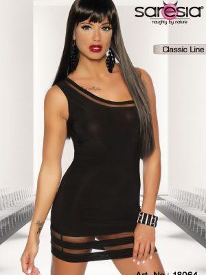Clubwear Party Minimekko Musta SA18064-0