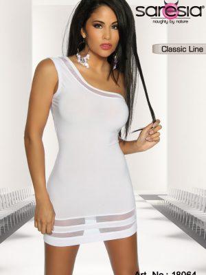 Clubwear Party Minimekko Valkoinen SA18064-0