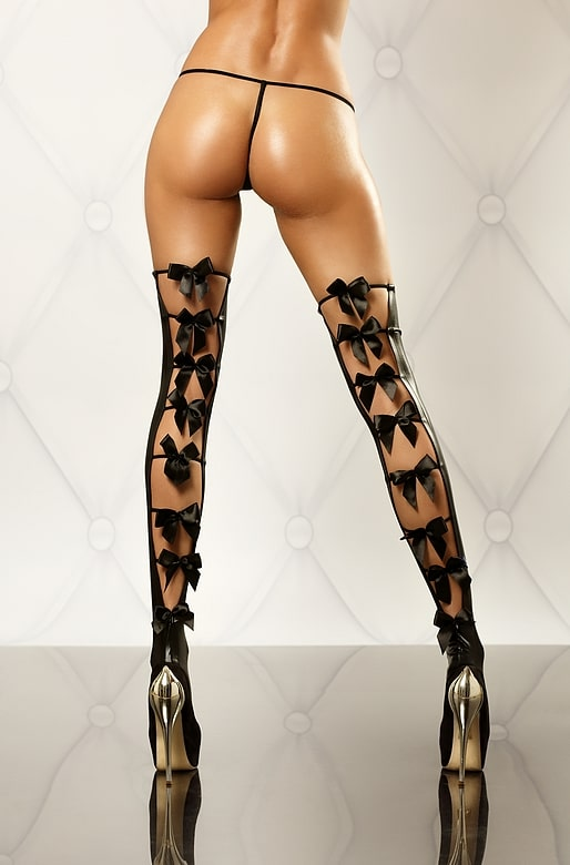 Bows Stockings-0