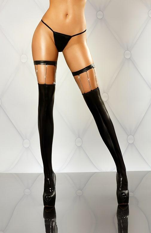 Chain Stockings-0