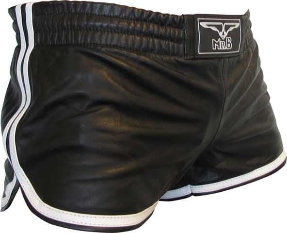 Mister B Sport Shorts, Nahkaa-0